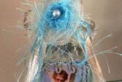 Blue Cherub