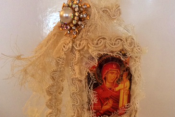 """Panagia"" Oil Bottle"