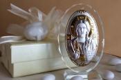 Italian Silver Icon