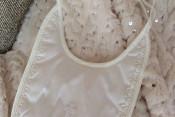 Silk Lace Bib